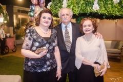 Júlia Melo, Lourenço e Noemi Reinado