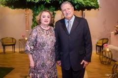 Ludovirges e Carlos Alberto Leão Vieira