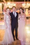 Patrícia Telles, Thiago e Gisela Fujiwara