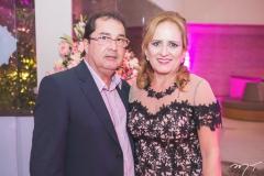 Carlos Carvalho e Solange Bessa
