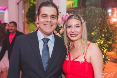 Celso e Carina Rodrigues