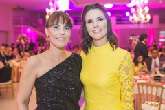 Fernanda Peixoto e Clarissa Salazar