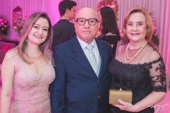 Manuela Zilli, Paulo e Regina Cavalcante