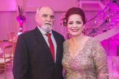 Marcelo Bessa e Rosa Queiroz