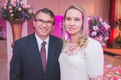 Odivar Facó e Witylla Silva