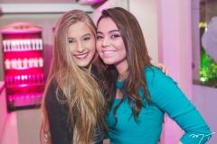 Rebeca Dias e Bianca Cavalcante