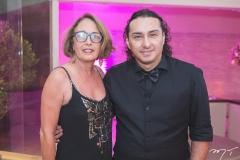 Silvana Stone e Vicente Nery