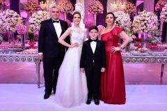 José Roberto Monte Coelho Jr., Roberta e Rodrigo Coelho e Gerlena Vasconcelos