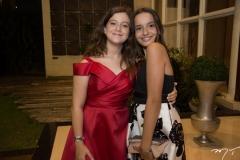 Isabela Barata e Clarice Maria