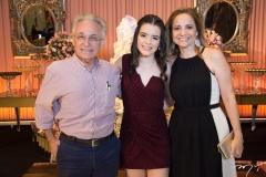 Jorge Magalhães, Sofia Luz e Neuma Máxima