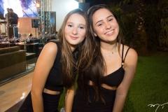 Lara Carvalho e Luana Jorge
