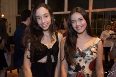 Larissa Rios e Ana Beatriz Sousa