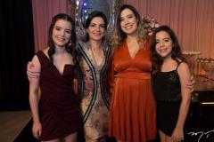 Sofia Luz, Michele Barbosa, Georgia Rios e Elise Luz