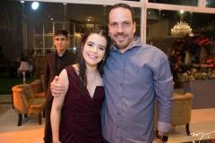 Sofia Luz e Felipe Barbosa