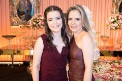 Sofia e Danielle Luz
