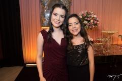 Sofia e Elise Luz