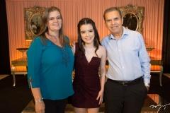 Vânia Prado, Sofia Luz e Vander Prado