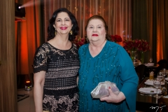 Ana Maria Jereissati e Samira Jereissati