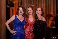 Andiara Ary, Ariadna Fernanda e Mônica Pinto