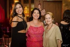 Beatriz Fernandes, Cristina Fernandes e Claudia Alves