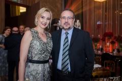 Clarisse e José Cavalcante