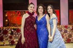 Chiara, Andiara e Sophia Ary