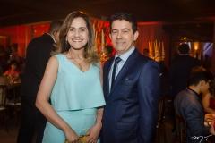 Fabiana Marcos e Jeferson Holanda