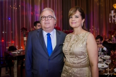 Marcelo e Elena Borges