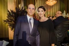 Sérgio e Magda Ary