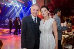 Tadeu Costa e Lucia Praciano