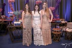 Amanda, Manoela e Vitoria Arraos