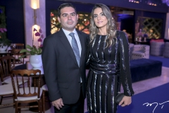 Bruno e Denisse Carra
