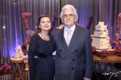 Geraldo e  Lucia Arrais