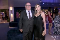 Gilberto e Andrea Egito