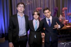 Lucas Aragão,Antonio Augusto e Thiago Ricardo