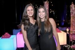 Maria Clara Rios e Maria Yzadora