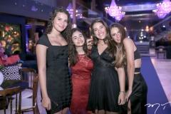 Mariana Holanda, Carol Rosado, Sara Roque e Luiza Costa