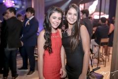Valentina Marinho e Manoela Arruda