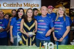 Comemoração dos 19 anos do Shopping Benfica