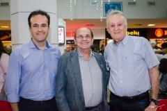 Emílio Guerra, José Airton Boris e Antônio Guerra