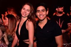 Camila Ximenes e Marcos Gadelha