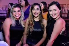 Carol Bezerra, Jessica Bitencurt e Gerda Monteiro