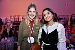 Gabriela Driessen e Mariana Azevedo