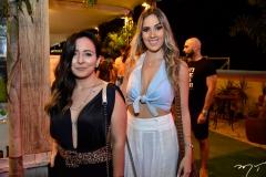Karine Campos e Marcella Moraes