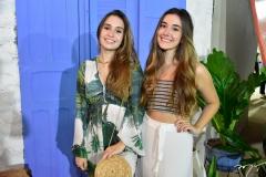 Luana Aguiar e Bianca Nunes