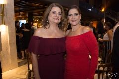 Helga Feitosa e Sonita Juaçaba
