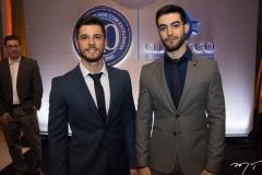 Kayan Mussury e João Bergamaschi