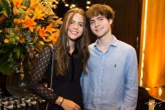 Lina e André Machado
