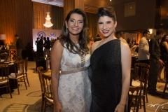 Márcia Travessoni e Themis Briand