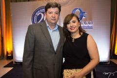 Marcelo e Ana Virgínia Rocha